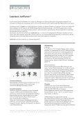 Lascaux Cellulosen, Stärken, Polysaccharide - Lascaux Colours ... - Seite 3