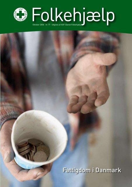 Fattigdom i Danmark - Dansk Folkehjælp