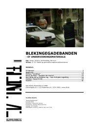 BLEKINGEGADEBANDEN - Grand Teatret