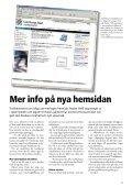 Investerings- planen: Ny cykelbro över älven Därför är ... - Göteborg - Page 3