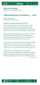 Programhäftet - Page 6