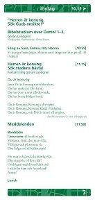 Programhäftet - Page 7
