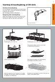Montagevejledning - DS Elcobyg A/S - Page 5