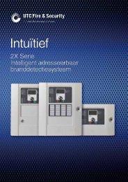 Intuïtief - UTC Fire & Security