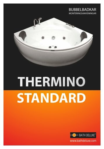 Thermino standard (manual) - Bath Deluxe