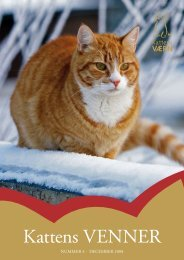 Kattens Venner Nr. 4 - Kattens Værn