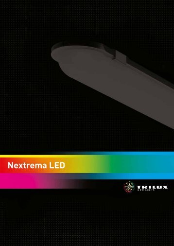 Nextrema LED - Proljus AB