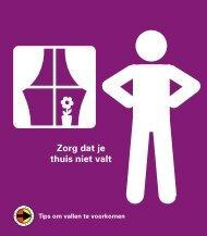 Zorg dat je thuis niet valt - GGD Amsterdam