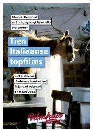 Tien Italiaanse topfilms - Golden Tulip Hotel West Ende