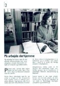 HK: Distancearbejde – Fordele og Ulemper august 1996 - Page 4