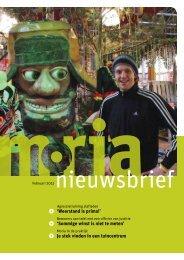 Nieuwsbrief februari 2012 - Stichting Moria