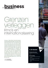 Kmo's en internationalisering: Grenzen verleggen - Het VBO - De ...