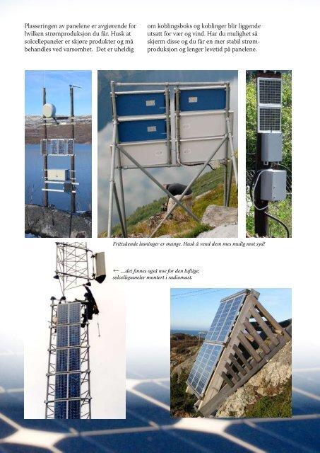 Monteringstips for solcellemoduler - getek as