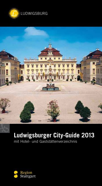 Ludwigsburger City-Guide