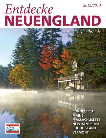 NEUENGLAND Travel Guide