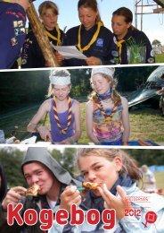 Se kogebogen her - Spejdernes Lejr 2012
