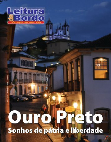 Ouro Preto - Sonho de pátria e liberdade