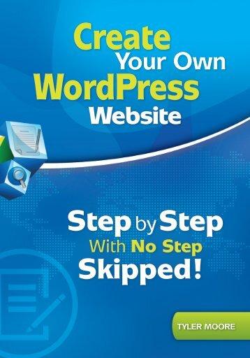 Create WordPress