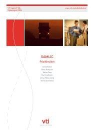 SAMLIC - VTI