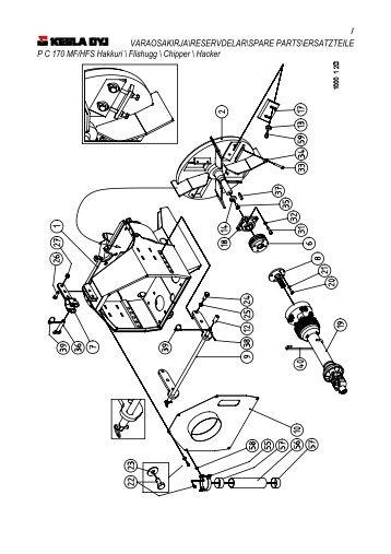 Bv 1500 Parts