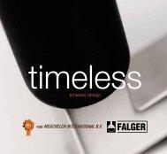 Timeless catalogus - van Megchelen International bv