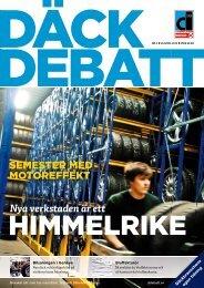 DäckDebatt nr 3 2012
