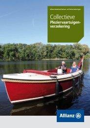 Brochure pleziervaartuigenverzekering - Mevas