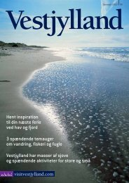 Vestjylland har masser af sjove og spændende aktiviteter for store ...