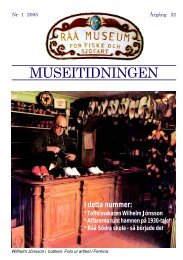 2005 Vår.pdf - Råå museum