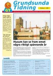 GRUNDSUNDA tidning - GFG BYGDSAM