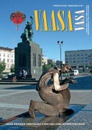 Kaupungin tiedotuslehti 3/2005 - Vaasa