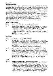 Katalog 2 for heste