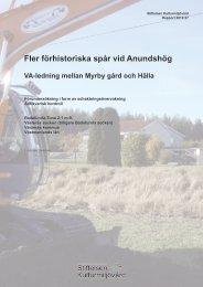 Stiftelsen Kulturmiljövård Rapport 2012:27 - KMMD