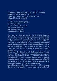 Download prædiken søndag den 3. juli 2011 - Vester Aaby og ...