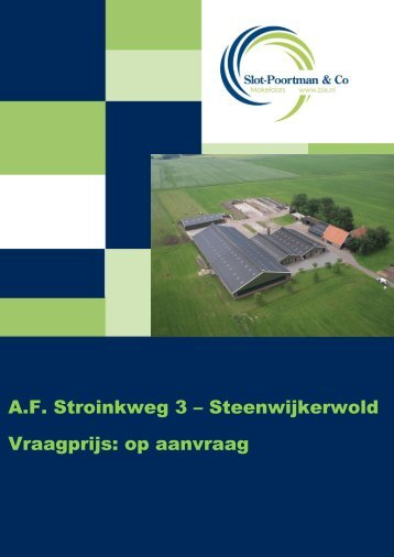 Klik hier om de brochure te downloaden - Slot-Poortman & Co
