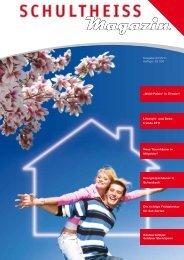 SWB Magazin 02 2011 - SCHULTHEISS Wohnbau AG