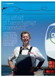 Fra affald til bæredygtigt brændstof - Energiforum Danmark