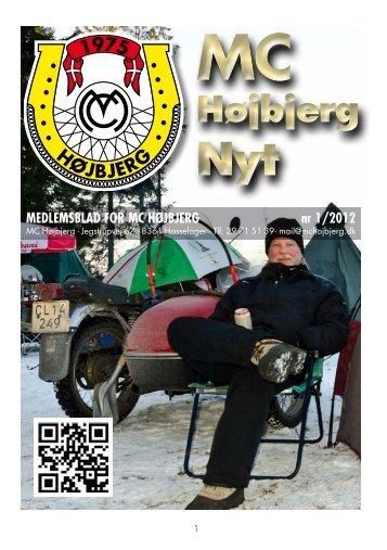 MCHNyt 2012-1 - MC Højbjerg