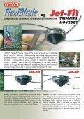 OREGON® FlexiBlade™ snøren er hverken eller ... - Skovvaerktoej.dk - Page 3