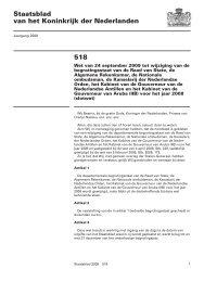 publicatie wet - Eerste Kamer der Staten-Generaal