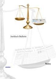Juridisch bulletin nr. 27 - rkw