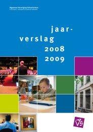 Jaarverslag 2008-2009 - Avs