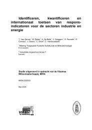 MIRA/2005/03 (pdf, 1 Mb) - Milieurapport Vlaanderen MIRA
