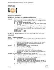 Bezoldigingsregeling - Wijziging nr. 31 inbegrepen - Jette