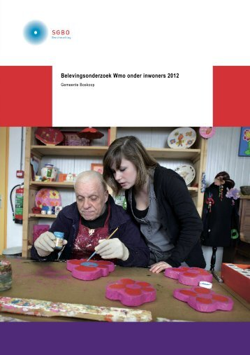 Belevingsonderzoek Wmo onder inwoners 2012 - Artikel9Wmo.nl