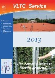 Nummer 2013/1 - VLTC