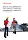 Ruukki - Produktöversikt, profiler för tak och vägg - Page 2