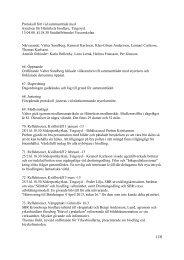 Styrelsemöte protokoll 8 april 2013