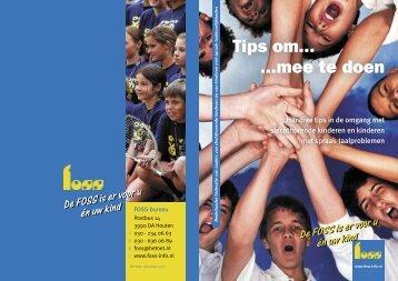 Brochure Meedoen.indd - Sportraad Nieuwegein