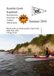 Sommer 2010 - Roskilde Kajakklub